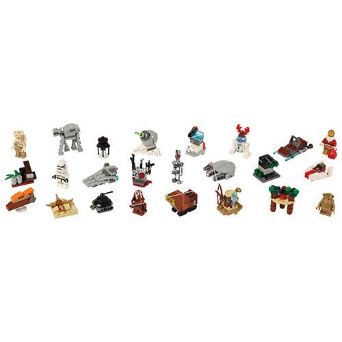 Star Wars Lego Calendrier De L Avent 2015 75097 Jawascave