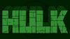 Hulk text logo