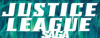 Justice league saga logo