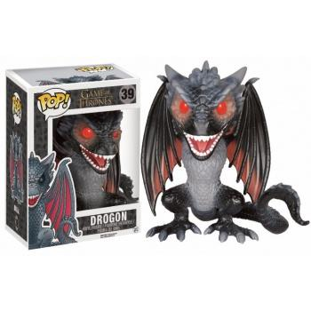 Game Of Thrones  POP TV - Drogon Oversized Vinyl Figure 15cm Limited Ed