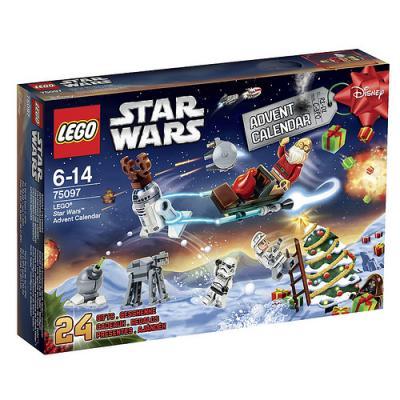 STAR WARS LEGO ADVENT CALENDAR 2015 - 75097