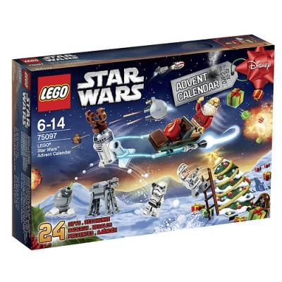 STAR WARS LEGO ADVENT CALENDAR 2015 - 75097