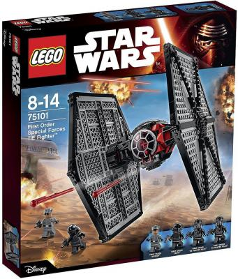 STAR WARS LEGO First Order Special Forces Tie Fighter - 75101