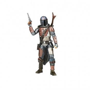 STAR WARS - THE VINTAGE COLLECTION - Carbonized Collection The Mandalorian