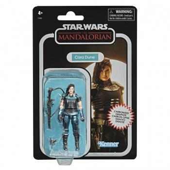 STAR WARS - THE VINTAGE COLLECTION - Carbonized Collection Cara Dune