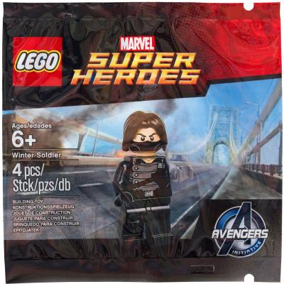 MARVEL LEGO POLYBAG SUPER HEROES WINTER SOLDIER