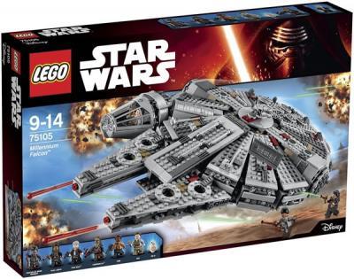 STAR WARS LEGO  Millennium Falcon - 75105