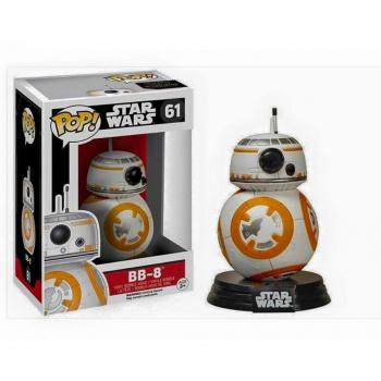 STAR WARS Episode VII The Force Awakens FUNKO POP - BB8 Droid Vinyl Figure 10cm