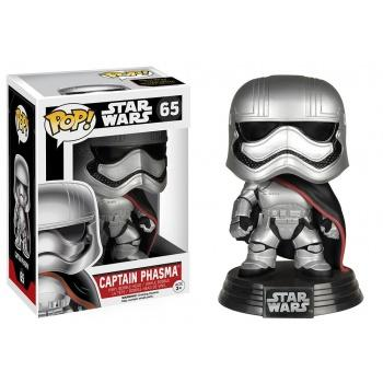 STAR WARS Episode VII The Force Awakens FUNKO POP - Captain Phasma Vinyl Figure 10cm