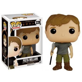The Hunger Games - Funko POP - Peeta Mellark Figurine Vinyl 10cm