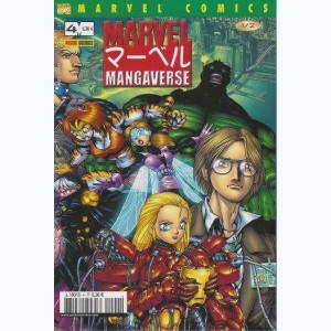 82935 marvel manga n 4 mangaverse one shots 1