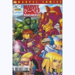 MARVEL Manga n° 5 Mangaverse One shots 2
