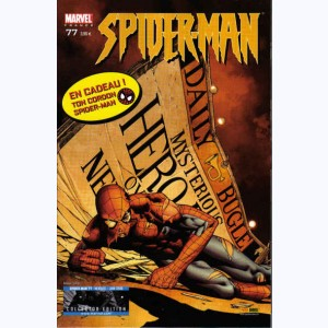 83791 spider man magazine 3 n 77 la guerre de titannus 1