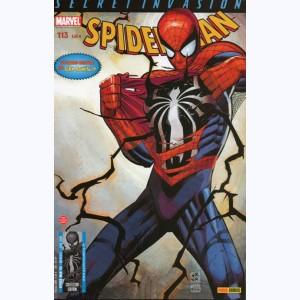 83835 spider man magazine 3 n 113 phase terminale