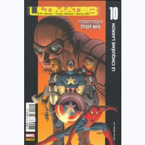 84545 ultimates n 10 ultimate six le cinquieme larron