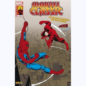 86001 marvel classic n 9 daredevil et spider man