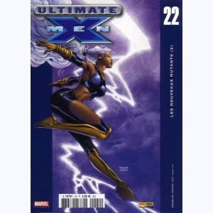 X men Ultimate N°22 Les nouveaux Mutants (2)