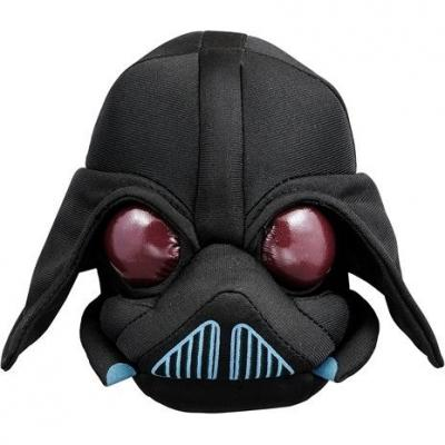 STAR WARS Angry Birds Peluche Darth Vader (Dark Vador) 20cm