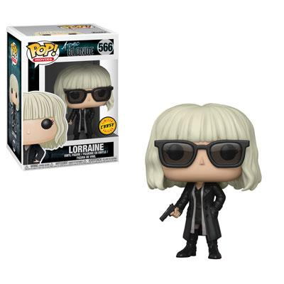 ATOMIC BLONDE - FUNKO POP Movies - Lorraine Outfit 2 Vinyl Figure 10cm Chase