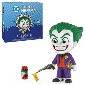 BATMAN Funko 5 Star DC Classic - The Joker Vinyl Figure 8cm