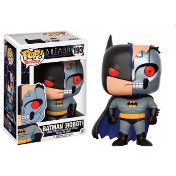 Batman POP Heroes Animated Series - Batman Robot 10cm