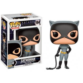 Batman POP Heroes Animated Series - Catwoman 10cm