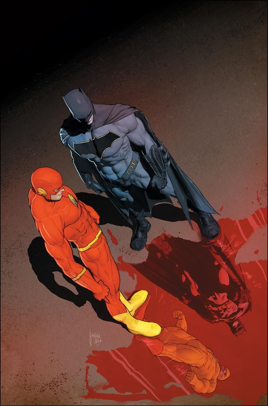 Batman rebirth 11 urban comics