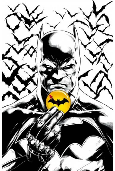Batman rebirth 11 variante collector 1
