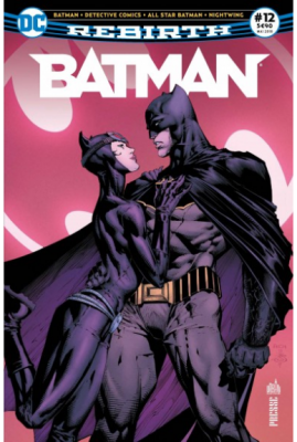 BATMAN REBIRTH 12 - Urban Comics