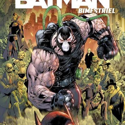 BATMAN REBIRTH 8 Bimestriel - Urban Comics