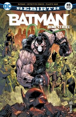 Batman rebirth 8 bimestriel urban comics