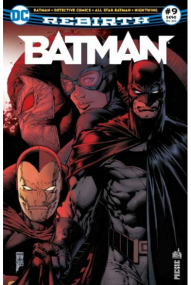 BATMAN REBIRTH 9 - Urban Comics