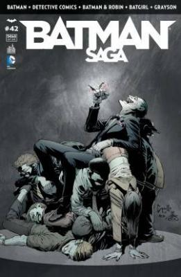 BATMAN SAGA 42 - Urban Comics