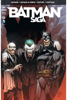 Batman saga 43 urban comics presse kiosque