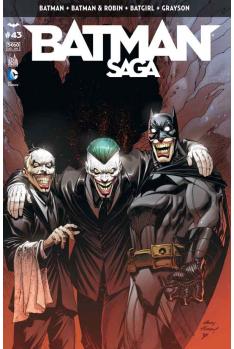 BATMAN SAGA 43 - Urban Comics