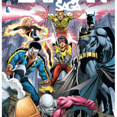 BATMAN SAGA 45 - Urban Comics