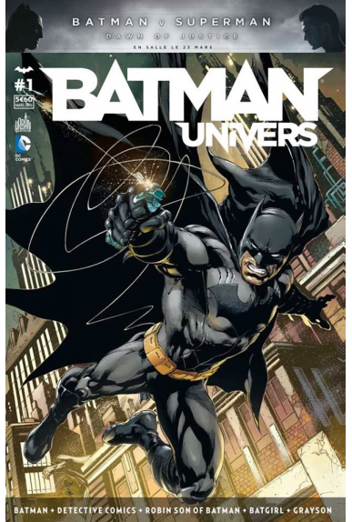 Batman univers 1 urban comics