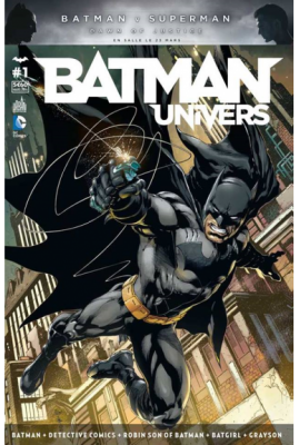 BATMAN UNIVERS 1 - Urban Comics