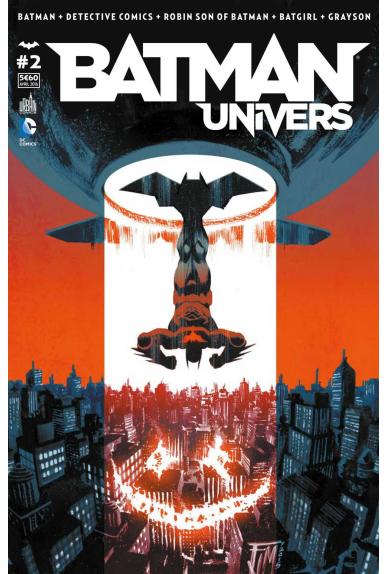 Batman univers 2 urban comics