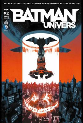 BATMAN UNIVERS 2 - Urban Comics