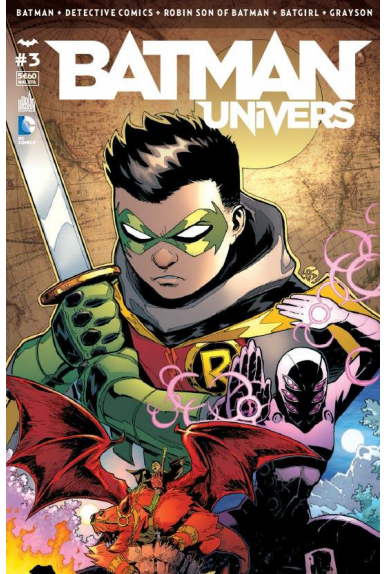 Batman univers 3 urban comics