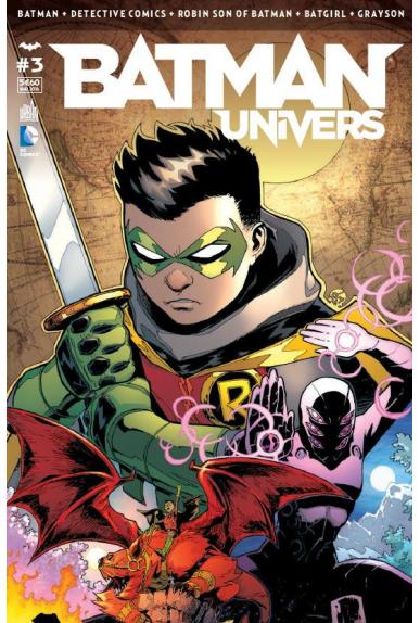 Batman univers 3 urban comics