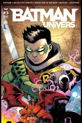 BATMAN UNIVERS 3 - Urban Comics