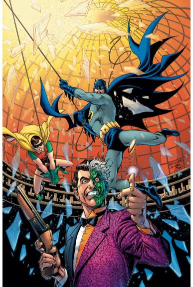 Batman univers hors serie 1 urban comics