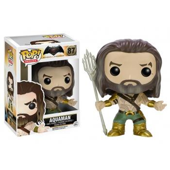 BATMAN VS SUPERMAN FUNKO POP Heroes  - Aquaman Vinyl Figure 10cm