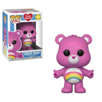 CARE BEARS - Funko POP Animation - Cheer Bear Vinyl Figure 10cm