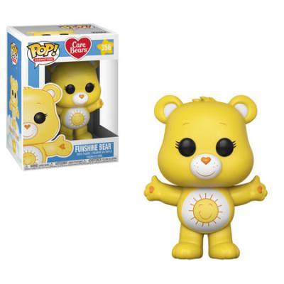 CARE BEARS - Funko POP Animation - Funshine Bear Vinyl Figure 10cm