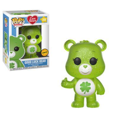 CARE BEARS - Funko POP Animation - Good Luck Bear Vinyl Figure 10cm Chase