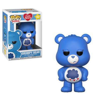 CARE BEARS - Funko POP Animation - Grumpy Bear Vinyl Figure 10cm