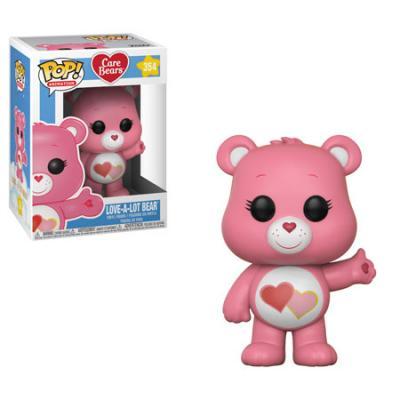 CARE BEARS - Funko POP Animation - Love-A-Lot Bear Vinyl Figure 10cm